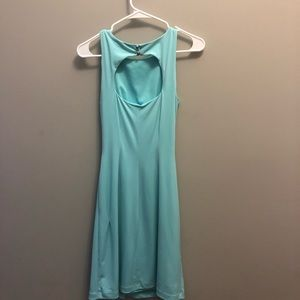 Limited Dress - Twist Knot front, cutout back,